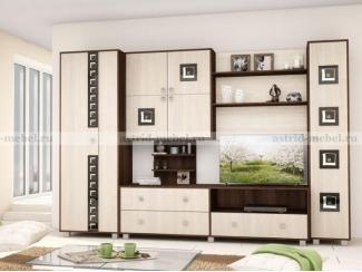 Гостиная Индиго - Мебельная фабрика «Астрид-Мебель (Циркон)»