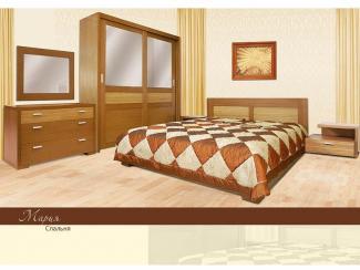 Спальня «Мария» - Мебельная фабрика «Бакаут»