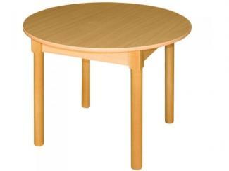 Стол обеденный Круглый ДН3 - Мебельная фабрика «Виктория»