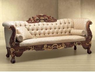 Классический дизайн диван Real - Импортёр мебели «Spazio Casa»