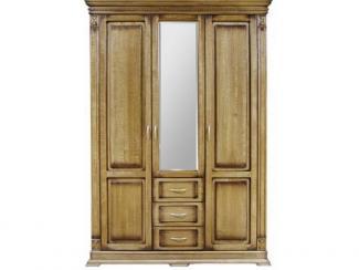 Шкаф 3-дверный Верди П095.10 - Мебельная фабрика «Пинскдрев»