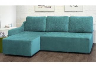 Современный диван в ярком цвете Квант  - Мебельная фабрика «Стрэк-тайм»