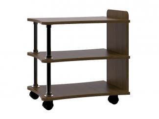 Журнальный стол на колесиках СЖ-19 - Мебельная фабрика «Ваша мебель»