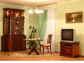 Гостиная стенка Екатерина - Мебельная фабрика «Rits»