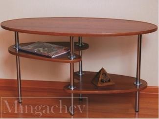 Стол журнальный П-4 - Мебельная фабрика «MINGACHEV»