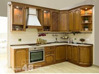 Кухонный гарнитур угловой Алтея 1 - Мебельная фабрика «Квартира 48 (Камеа)»