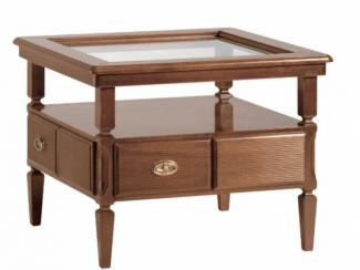 Стол журнальный с ящиками - Импортёр мебели «Spazio Casa»