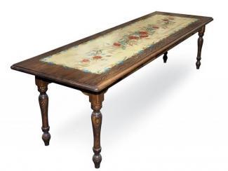 Стол из массива (Ст.B820.L2800.classic) - Мебельная фабрика «Грин Лайн»