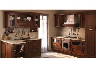 Кухонный гарнитур TEAK - Изготовление мебели на заказ «КА2design»