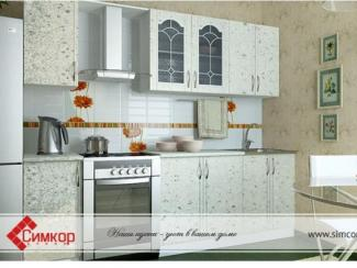 Кухня Пластик №1 - Мебельная фабрика «Симкор»