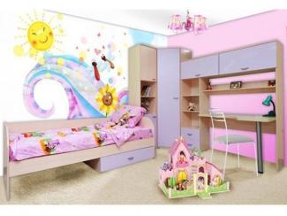 Детская Ассоль-9 - Мебельная фабрика «Сибирь»