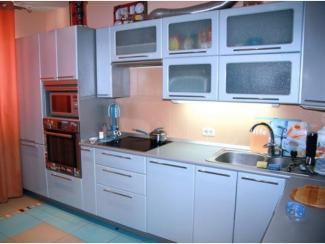 Кухня прямая 01 - Мебельная фабрика «Мебель от БарСА»