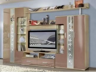 Гостиная Соренто 2  - Мебельная фабрика «Мебель-маркет»