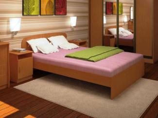 Кровать с ортопедическим основанием - Мебельная фабрика «БиГ»