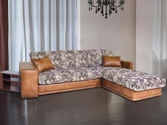 Угловой диван Попурри