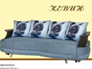 Диван прямой Кевин - Мебельная фабрика «Suchkov-mebel»