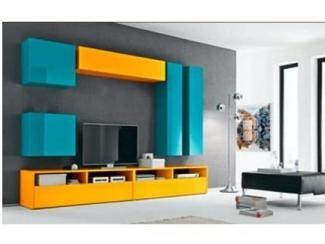 Мебель для гостиной Акварель 3 - Мебельная фабрика «Кортекс-мебель», г. Брест