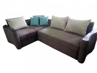 Угловой диван Жасмин 2 - Мебельная фабрика «Скорпион», г. Кузнецк