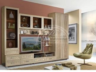 Гостиная в классическом стиле 3 - Салон мебели «Ренессанс»