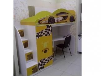 Детская Гонщик - Мебельная фабрика «Соната», г. Орёл
