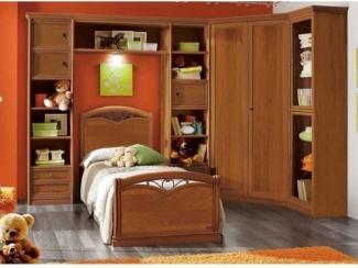 Итальянская мебель для детской комнаты NOSTALGIA - Импортёр мебели «Camelgroup (Италия)»