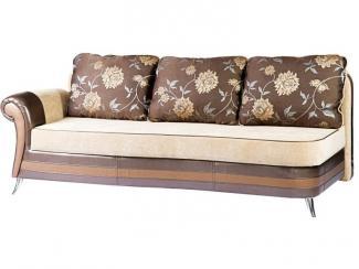 Диван прямой Венеция Еврокнижка - Мебельная фабрика «33 дивана»