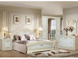Спальня Виола ваниль - Мебельная фабрика «Пинскдрев»
