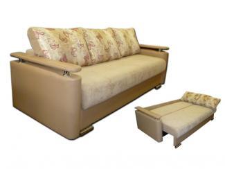 Прямой диван Тик-так 3 - Мебельная фабрика «Триумф мебель»