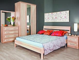 Спальня Андорра сонома