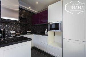 Кухня из пластика Фива - Мебельная фабрика «Триана»