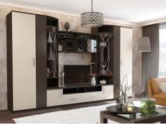 Строгая гостиная Атланта  - Мебельная фабрика «Горизонт»