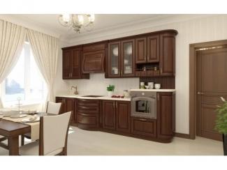 Прямая кухня Катрин - Мебельная фабрика «Гретта-кухни», г. Ульяновск