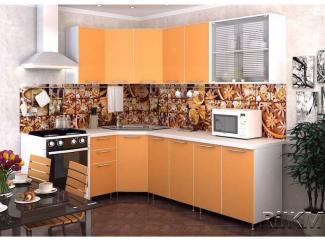 Кухонный гарнитур угловой Радуга