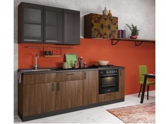 Маленькая кухня Вест  - Изготовление мебели на заказ «Кухни ЧУ»