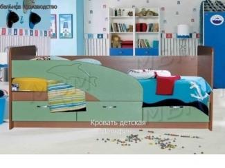 Кровать-софа детская Дельфин 1900 - Мебельная фабрика «МВМ», г. Волжск