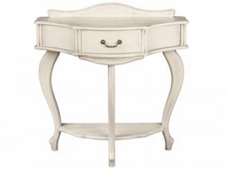Белая консоль Джульетта  - Мебельная фабрика «Мебель Импэкс» г. Москва
