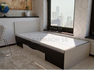 Кровать с ящиком - Мебельная фабрика «Вавилон 58»