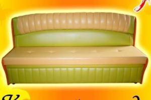 Мини диван на кухню  - Мебельная фабрика «Натали»