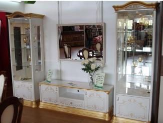 Мебельная выставка Ялта (Крым): гостиная - Мебельная фабрика «ИнтерДизайн»