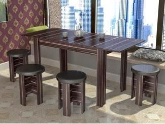 Обеденная группа Капучино 1 - Мебельная фабрика «Алсо»