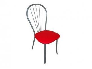 Красный стул Комфорт-С - Мебельная фабрика «Металл конструкция»