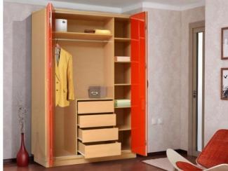 Шкаф-гармошка 4-х дверный - Мебельная фабрика «Мистер Хенк»