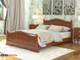 Кровать Карина 1 - Мебельная фабрика «Bravo Мебель»