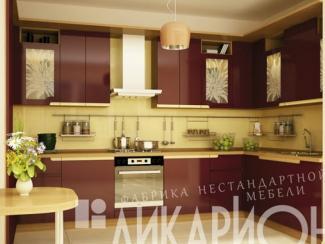Кухня угловая «Памела болонья»