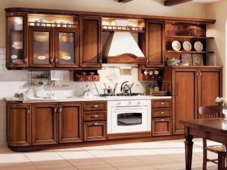 Кухня прямая Венеция - Мебельная фабрика «Avetti»