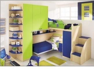 Детская 02 - Мебельная фабрика «Интерьер»