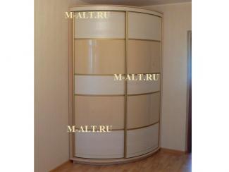 Шкаф радиусный - Мебельная фабрика «Мебель-Альт»