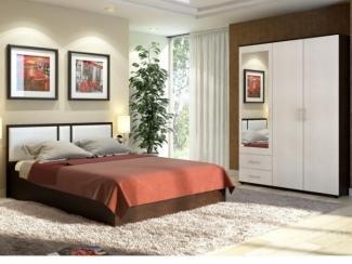Современный набор мебели для спальни Милена  - Мебельная фабрика «Фран»