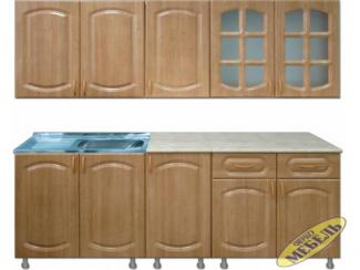 Кухня прямая 23 - Мебельная фабрика «Трио мебель»