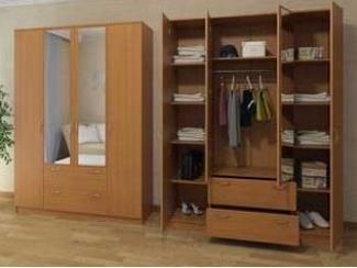 Шкаф распашной 0600-17 - Мебельная фабрика «Орион»